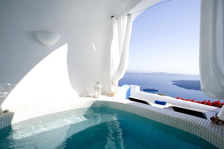 Dreams Luxury Suites Hotel Santorini Greece