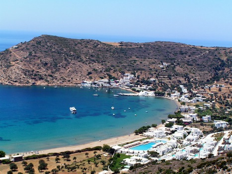 Elies, resort, sifnos, greece