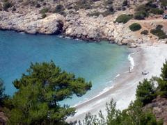 hotell hydrele beach pythagorion